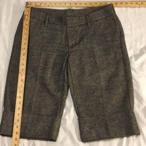 "Gap shorts with 4"" cuff"